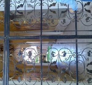 metalni vrati ot kovano jeliazo