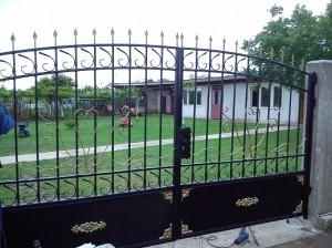 порти от ковано желязо