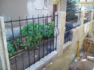 евтини метални огради цени