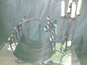 изделия за камина от ковано желязо