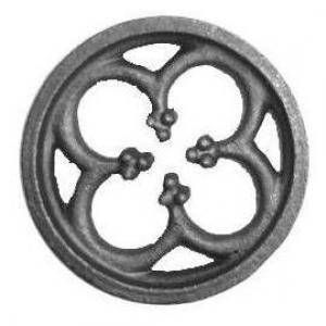 метални кръгове от ковано желязо