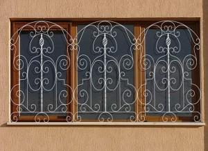 нестандартни уникални метални решетки