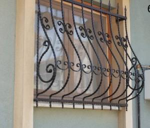 изделия от ковано желязо решетки
