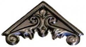 метални ъгли от ковано желязо
