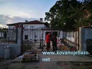 метални порти София 2017