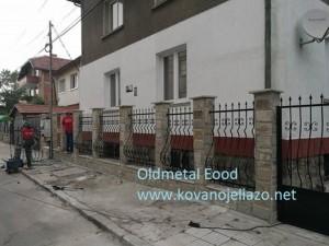 метална ограда софия