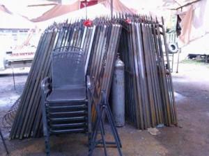 изработка на ковано желязо