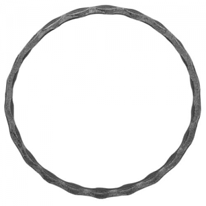 елегантни кръгове от метал
