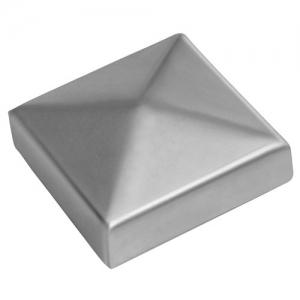 метален капак за квадрат