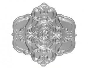 метален централен елемент за ковани изделия