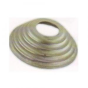 метална розетка за тръба