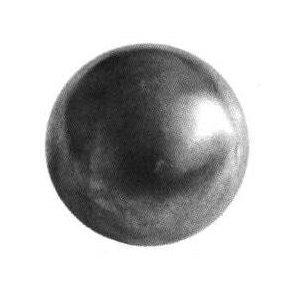 метална топка от ковано желязо