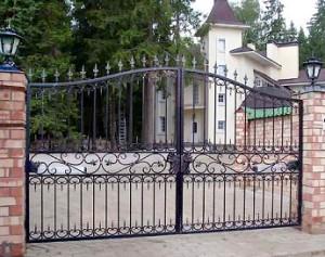 порти от ковано желязо по поръчка