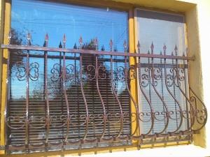 метални решетки от ковано желязо Бяла Слатина