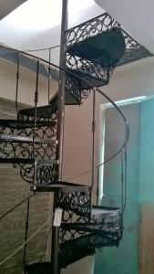 вити стълби от метал в софия