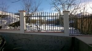 метална ограда село лиляче враца