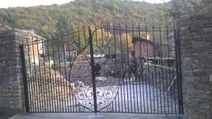 порта от ковано желязо Дърманци Мездра